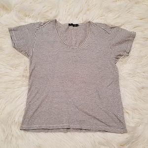 Rag & Bone / JEAN Stripe Shirt Sz. M